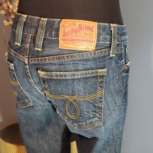 Lucky Brand Lola Ankle Crop Jeans size 2/26